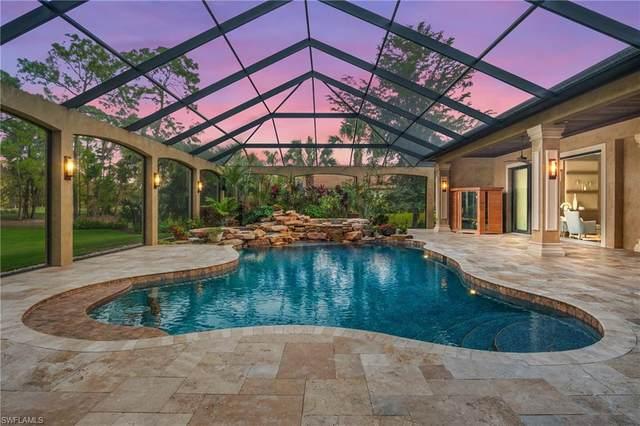 4255 Snowberry Ln, Naples, FL 34119 (MLS #220068248) :: Realty Group Of Southwest Florida
