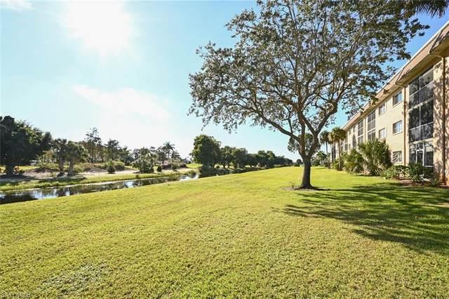 5683 Rattlesnake Hammock Rd 205A, Naples, FL 34113 (#220075857) :: Vincent Napoleon Luxury Real Estate