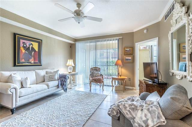 12960 Positano Cir #107, Naples, FL 34105 (MLS #221002834) :: Kris Asquith's Diamond Coastal Group