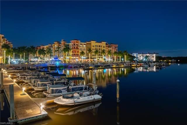 451 Bayfront Pl #5307, Naples, FL 34102 (MLS #221003543) :: Avantgarde