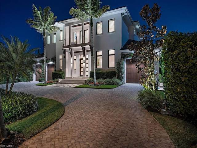 355 15th Ave S, Naples, FL 34102 (MLS #221004823) :: Domain Realty