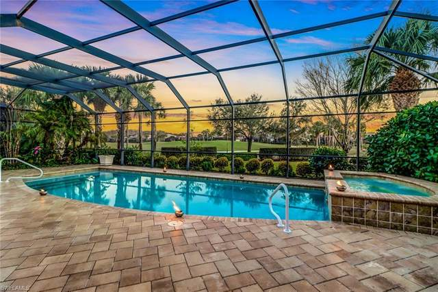 12130 Wicklow Ln, Naples, FL 34120 (MLS #221006205) :: Realty Group Of Southwest Florida