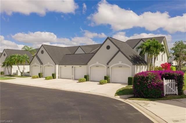 492 Veranda Way E106, Naples, FL 34104 (MLS #221006289) :: NextHome Advisors