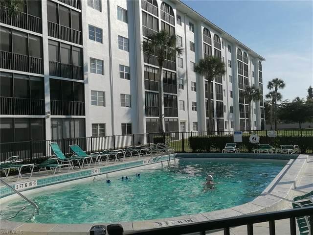 29 High Point Cir E #407, Naples, FL 34103 (#221007970) :: Vincent Napoleon Luxury Real Estate