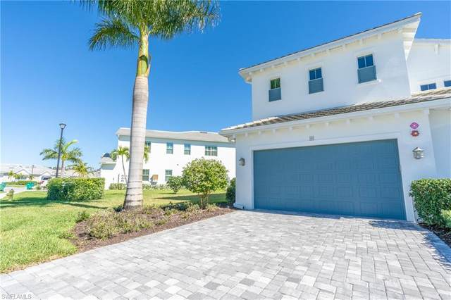 8886 Saint Lucia Dr #101, Naples, FL 34114 (MLS #221009896) :: Medway Realty