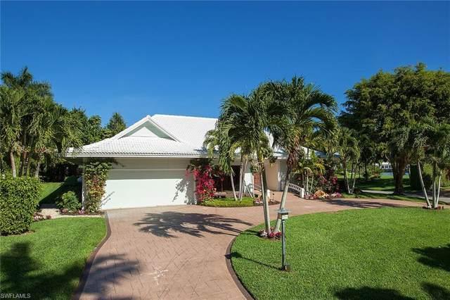 12 Sabre Ln, Naples, FL 34102 (#221011093) :: Vincent Napoleon Luxury Real Estate