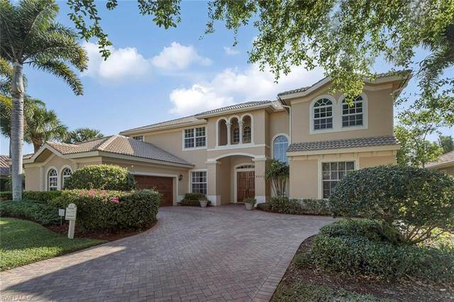 5049 Rustic Oaks Cir, Naples, FL 34105 (MLS #221015581) :: NextHome Advisors