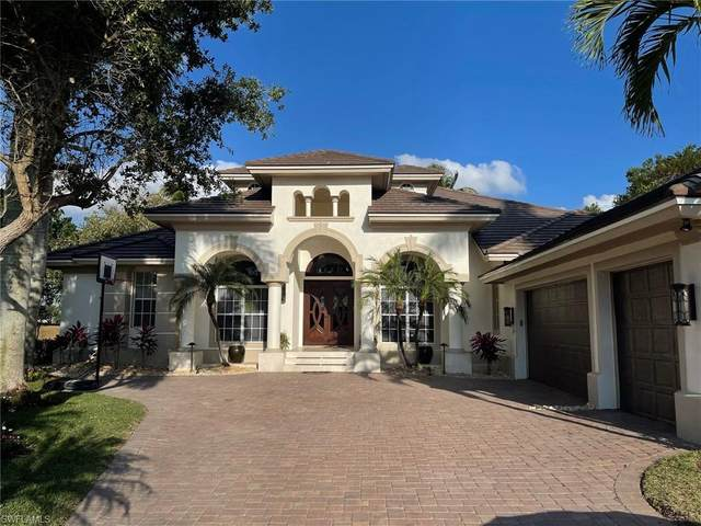 5180 Old Gallows Way, Naples, FL 34105 (MLS #221022135) :: Premiere Plus Realty Co.