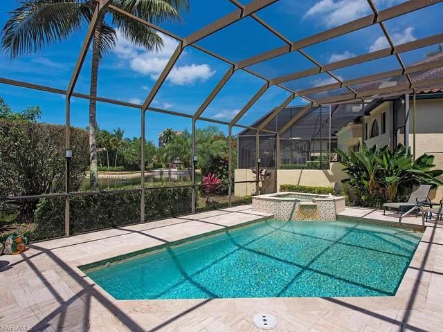 7903 Vizcaya Way, Naples, FL 34108 (MLS #221025743) :: Medway Realty
