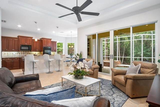 2849 Coco Lakes Ct, Naples, FL 34105 (#221030476) :: The Dellatorè Real Estate Group