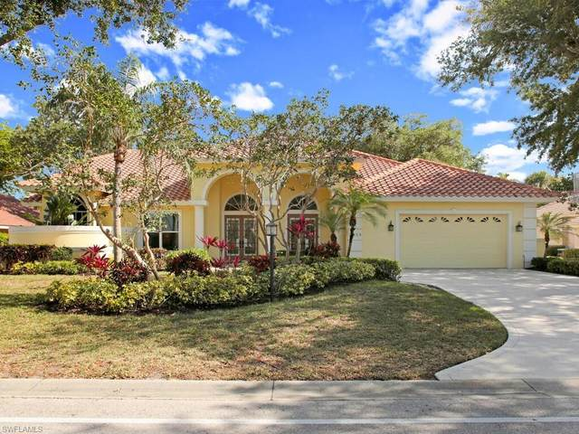 2028 Mission Dr, Naples, FL 34109 (MLS #221031674) :: Wentworth Realty Group