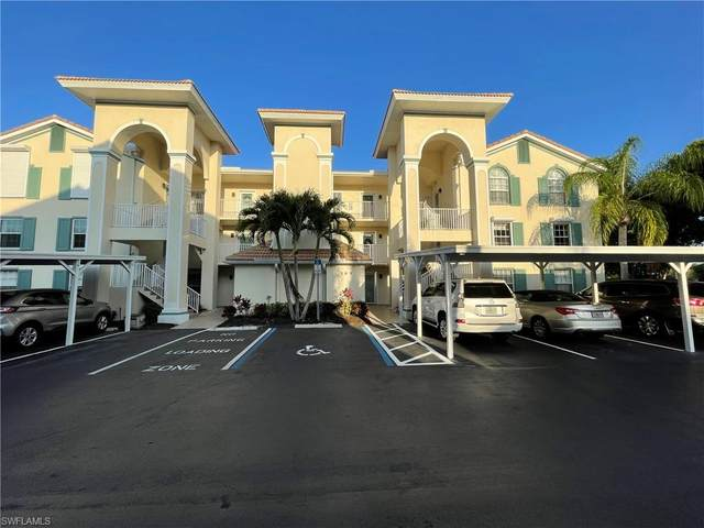 585 Club Side Dr 3-103, Naples, FL 34110 (MLS #221032593) :: Wentworth Realty Group