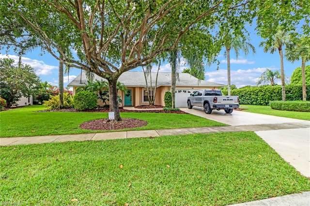 10016 Boca Ave S, Naples, FL 34109 (MLS #221041593) :: Realty World J. Pavich Real Estate