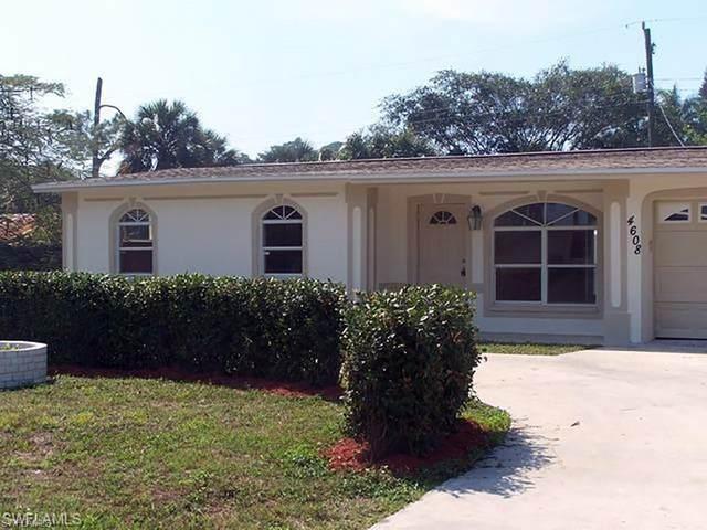 4608 Normandy Dr, Naples, FL 34112 (MLS #221043949) :: Clausen Properties, Inc.