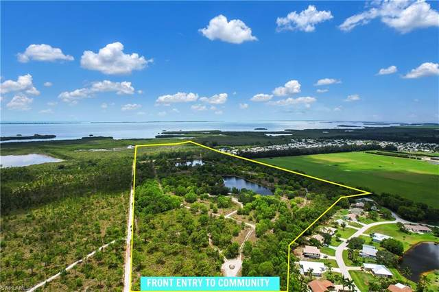 Turtle Trail Ln, St. James City, FL 33956 (#221046568) :: Equity Realty