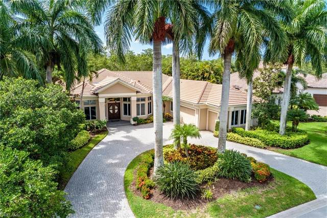 15310 Burnaby Dr, Naples, FL 34110 (MLS #221048273) :: Realty World J. Pavich Real Estate