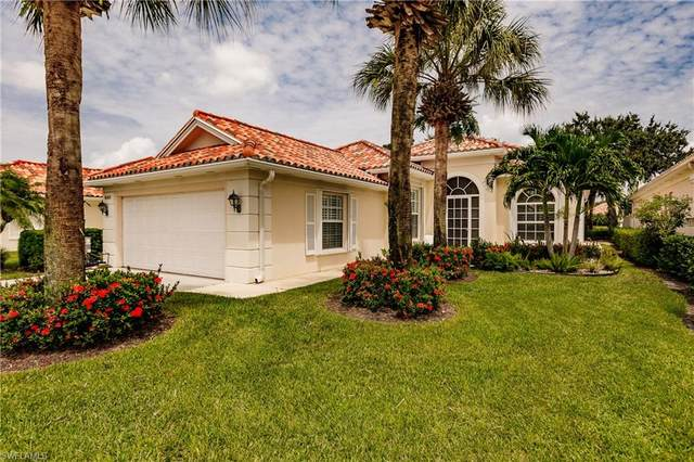 4260 Montalvo Ct, Naples, FL 34109 (MLS #221060879) :: Realty One Group Connections