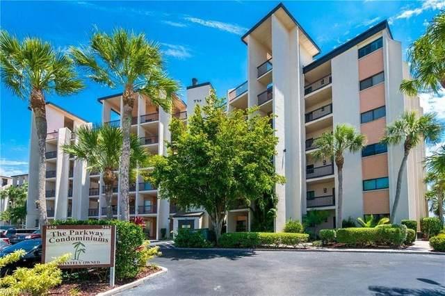 3462 Hancock Bridge Pky #251, North Fort Myers, FL 33903 (MLS #221062322) :: Avantgarde