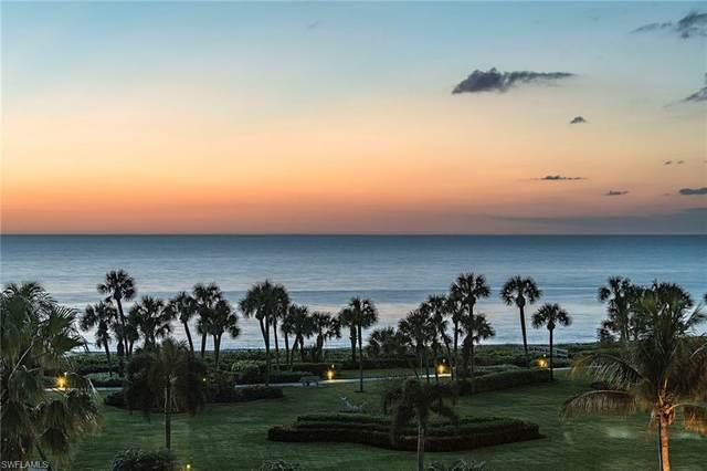 3971 Gulf Shore Blvd N #604, Naples, FL 34103 (MLS #221067053) :: Team Swanbeck