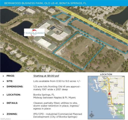 Old 41 Road & Bernwood Drive, Bonita Springs, FL 34135 (MLS #216010640) :: RE/MAX DREAM