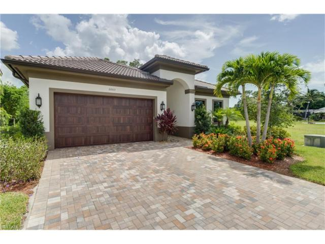 2883 Coco Lakes Dr, Naples, FL 34105 (MLS #217043094) :: The New Home Spot, Inc.