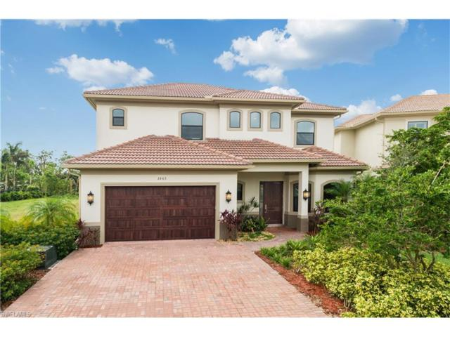 2863 Coco Lakes Dr, Naples, FL 34105 (MLS #217044299) :: The New Home Spot, Inc.