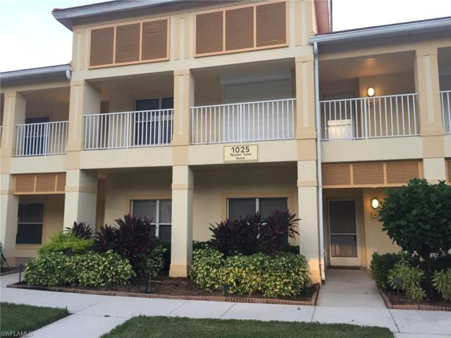 1025 Tarpon Cove Dr #103, Naples, FL 34110 (MLS #217051113) :: The New Home Spot, Inc.