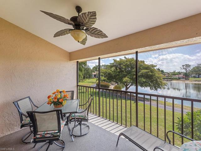 505 Lake Louise Cir #202, Naples, FL 34110 (MLS #218032042) :: RE/MAX DREAM