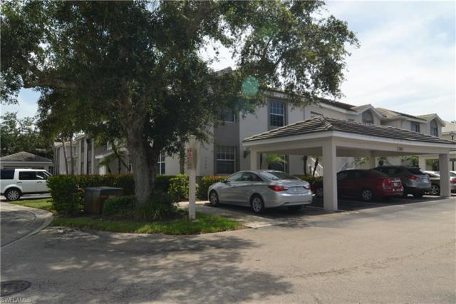 3780 Fieldstone Blvd 3-101, Naples, FL 34109 (MLS #218033716) :: The New Home Spot, Inc.