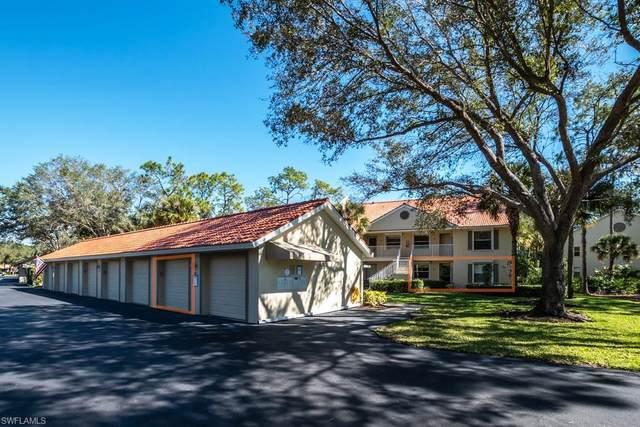 161 Robin Hood Cir 2-104, Naples, FL 34104 (#219075418) :: The Dellatorè Real Estate Group