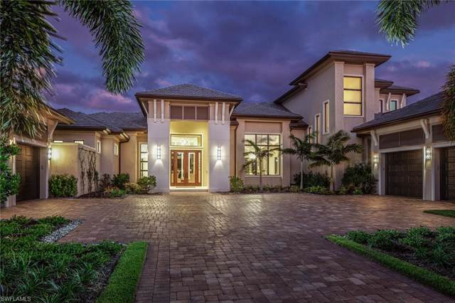 368 Warwick Way, Naples, FL 34110 (#219080172) :: Jason Schiering, PA