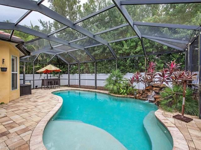 8328 Laurel Lakes Blvd, Naples, FL 34119 (MLS #220003232) :: #1 Real Estate Services
