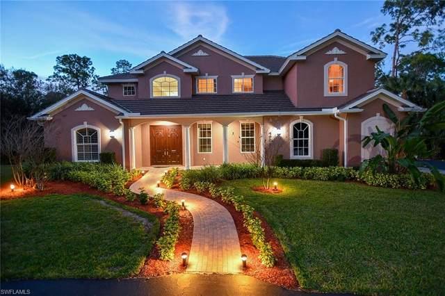 4985 Tallowood Way, Naples, FL 34116 (#220003452) :: The Dellatorè Real Estate Group