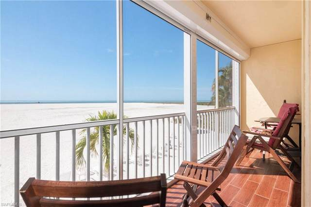 8300 Estero Blvd #104, Fort Myers Beach, FL 33931 (MLS #220008031) :: Florida Homestar Team