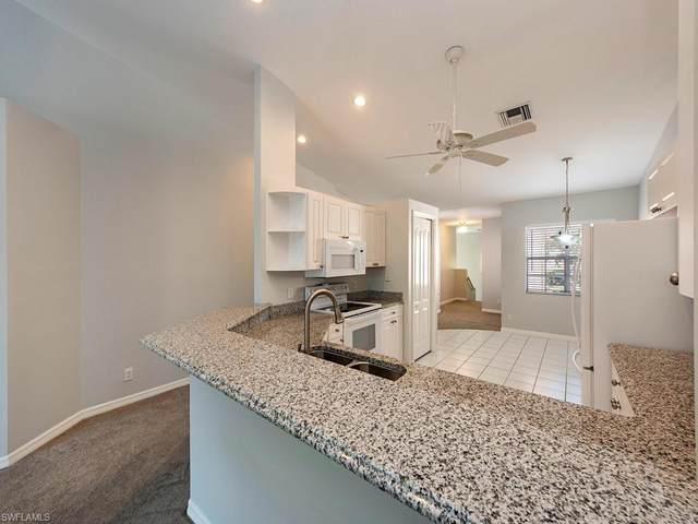 532 Lake Louise Cir 1-104, Naples, FL 34110 (MLS #220010954) :: #1 Real Estate Services