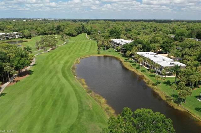 110 Wilderness Dr G-227, Naples, FL 34105 (#220016973) :: Caine Premier Properties