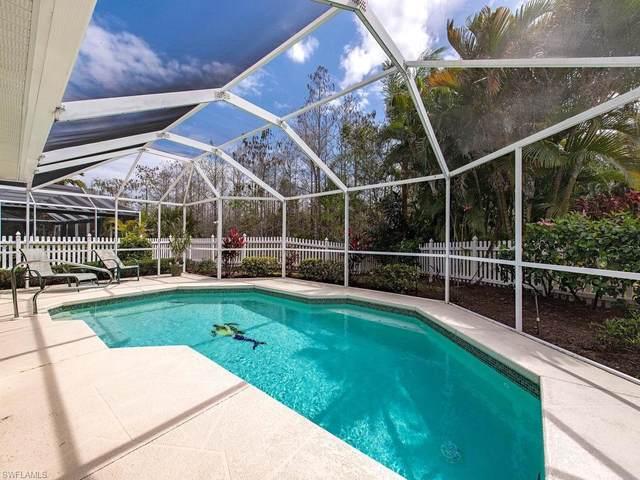 1583 Whispering Oaks Cir, Naples, FL 34110 (MLS #220018528) :: #1 Real Estate Services