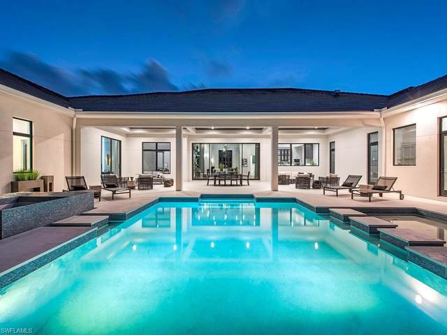 521 Neapolitan Ln, Naples, FL 34103 (#220020460) :: Vincent Napoleon Luxury Real Estate