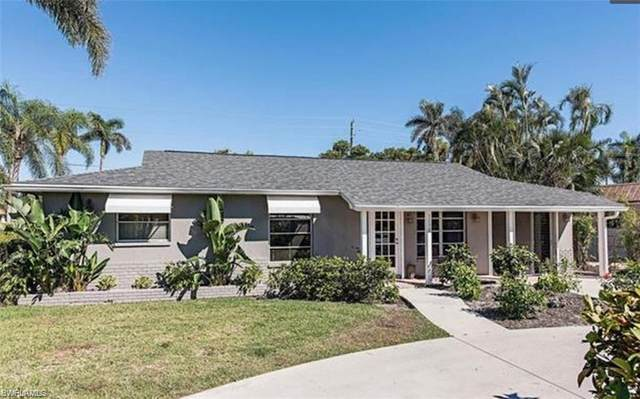 1175 Sandpiper St, Naples, FL 34102 (MLS #220020853) :: RE/MAX Radiance