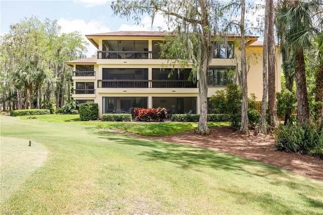 100 Wyndemere Way A-201, Naples, FL 34105 (MLS #220028613) :: Clausen Properties, Inc.