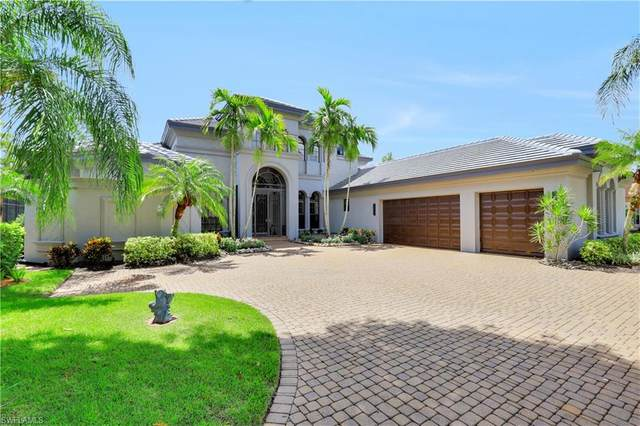 7496 Treeline Dr, Naples, FL 34119 (MLS #220040908) :: The Naples Beach And Homes Team/MVP Realty