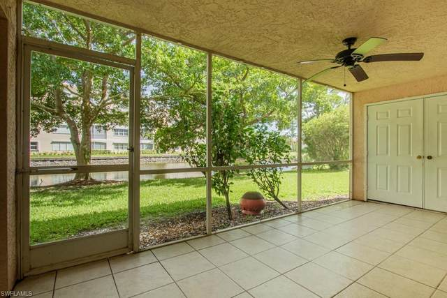 491 Quail Forest Blvd C-102, Naples, FL 34105 (MLS #220053578) :: Eric Grainger | Engel & Volkers