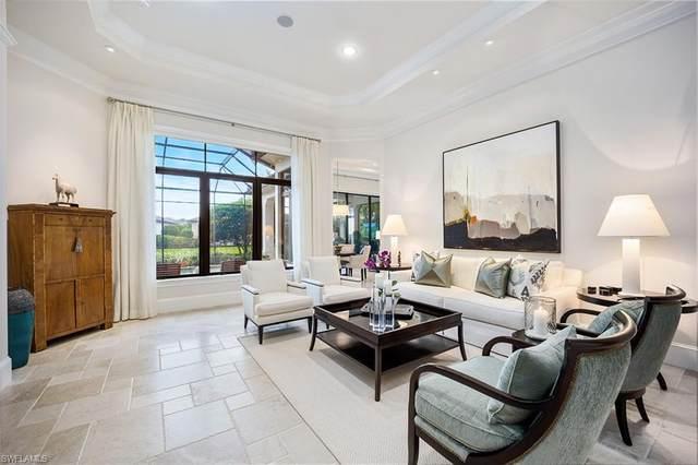 2203 Residence Cir, Naples, FL 34105 (#220056695) :: The Dellatorè Real Estate Group