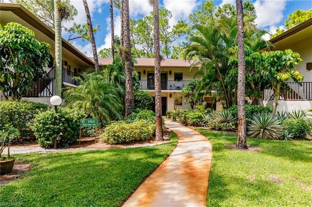 1765 Courtyard Way C-205, Naples, FL 34112 (#220061365) :: The Dellatorè Real Estate Group
