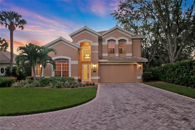 2252 Island Cove Cir, Naples, FL 34109 (#220066932) :: Equity Realty