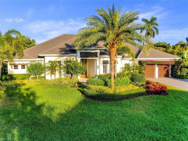 1440 Nautilus Rd, Naples, FL 34102 (#221012567) :: We Talk SWFL