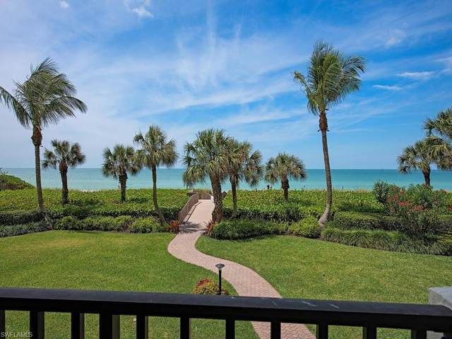 10475 Gulf Shore Dr #112, Naples, FL 34108 (MLS #221024000) :: Realty Group Of Southwest Florida