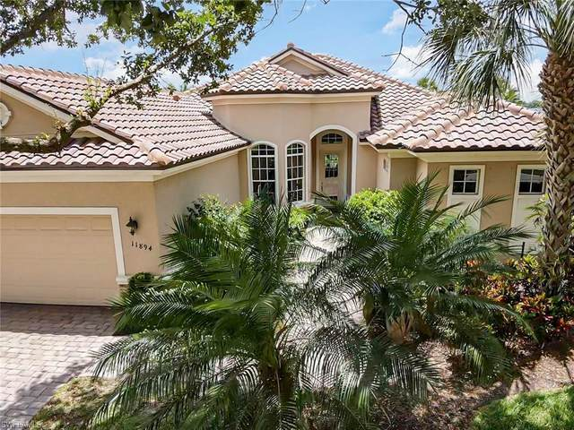 11894 Heather Woods Ct, Naples, FL 34120 (#221034852) :: Jason Schiering, PA