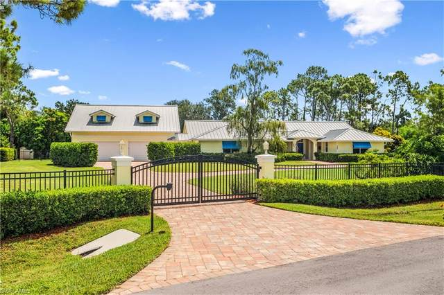 762 Hickory Rd, Naples, FL 34108 (MLS #221050249) :: Waterfront Realty Group, INC.
