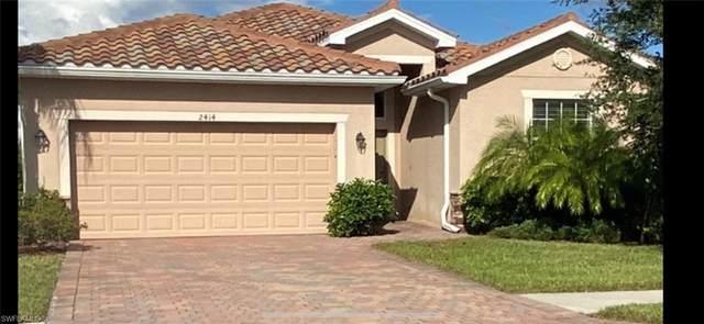 2414 Heydon Cir E, Naples, FL 34120 (MLS #221072007) :: Clausen Properties, Inc.